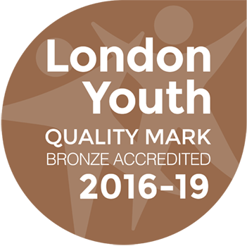London Youth Bronze Accreditted