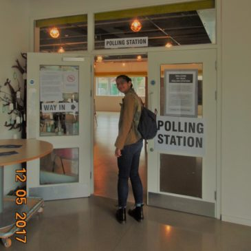 YOUNG VOTERS TURN OUT