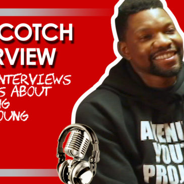 Live Cotch | Interview with Marcus Leon