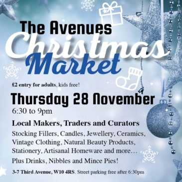 NEW – CHRISTMAS MARKET