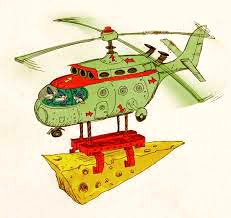 HELI CHEESE!