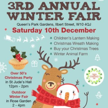 QUEEN'S PARK WINTER FAIR