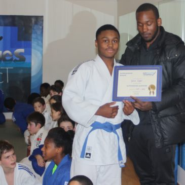 Congratulations to Tyrese for winning a Jack Petchey Award
