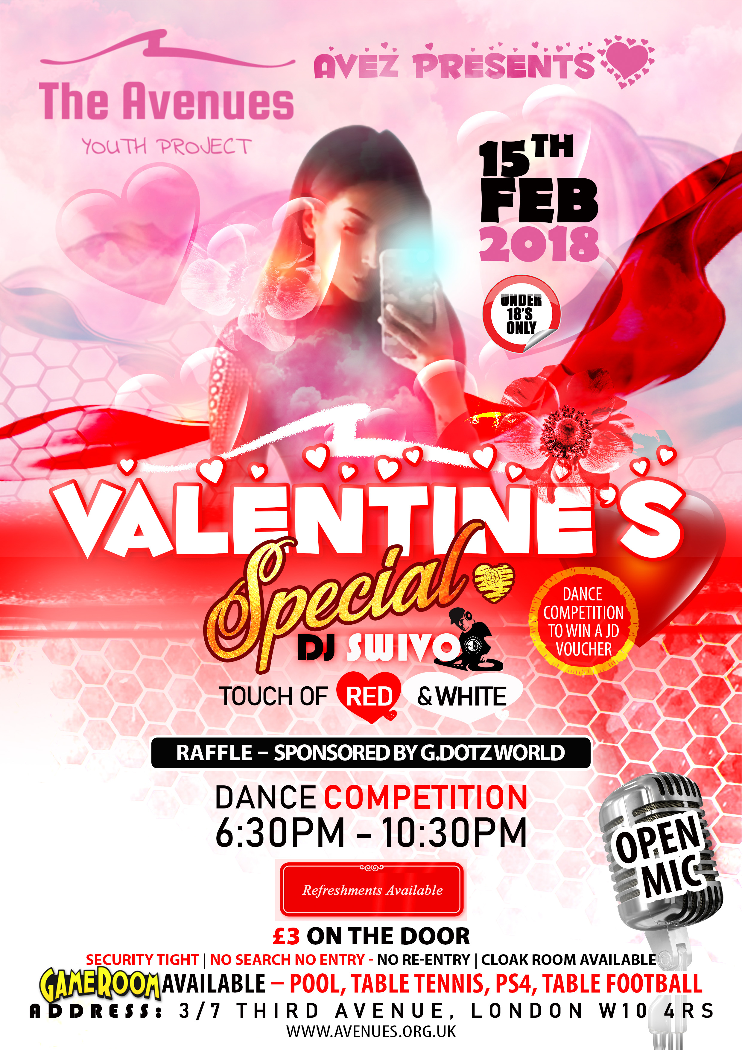 Aves Valentines Party-1
