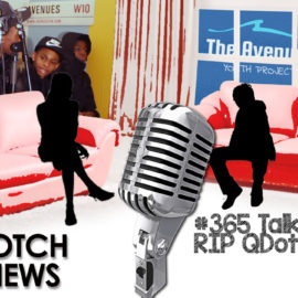 365 talks how they got names and more with Live Cotch | RIP Quamari Barne's