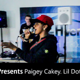 Toddla T Presents Paigey Cakey – Lil Dotz