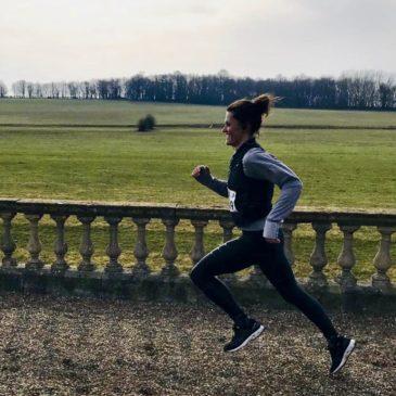 MARATHON RUNNER – JEN HEATH PORSZ